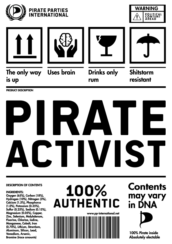 Invitation to the 7th General Assembly for Pirate Parties International