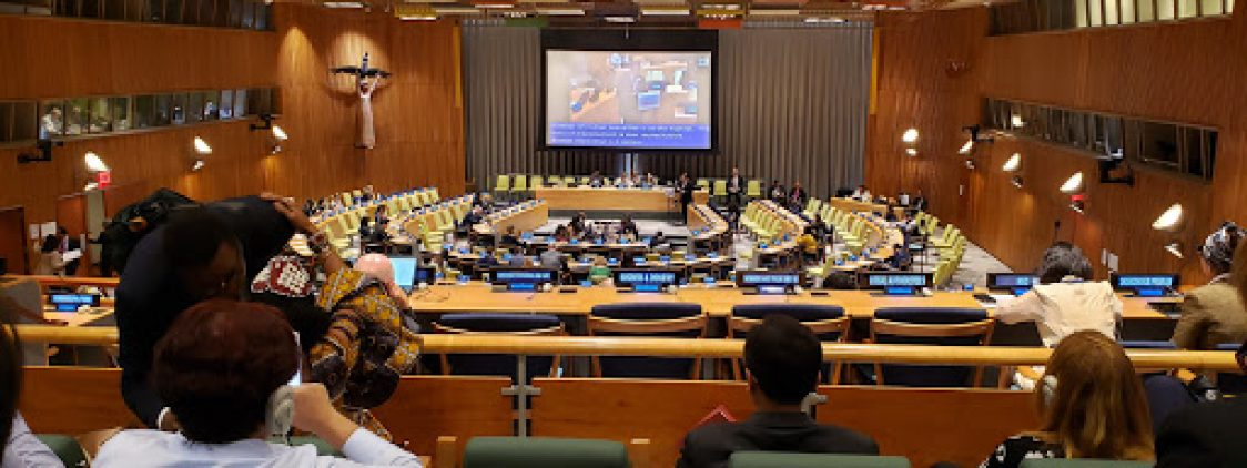 Speech at the 2019 UN ECOSOC High-Level Segment
