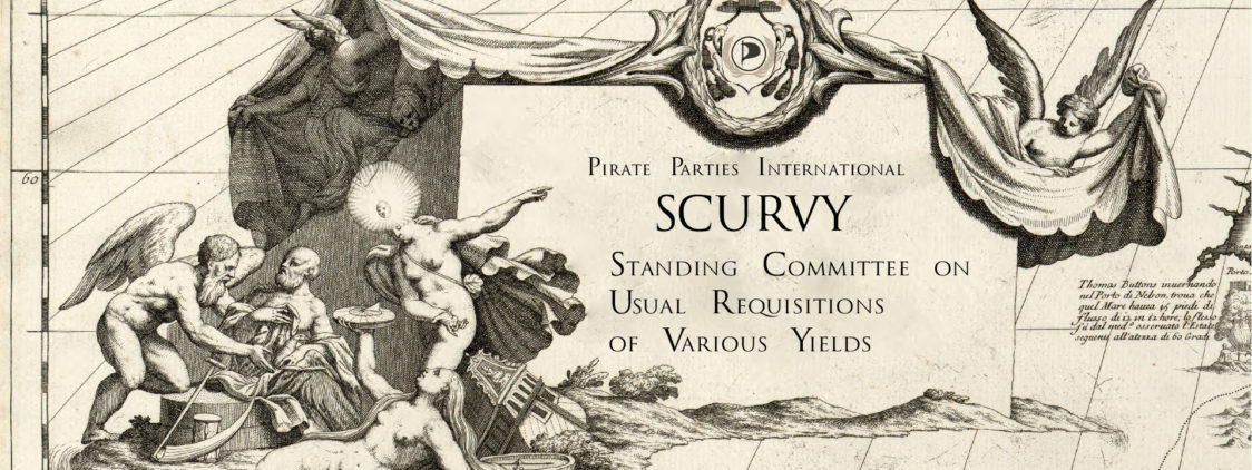 Invitation to the first Meeting of SCURVY