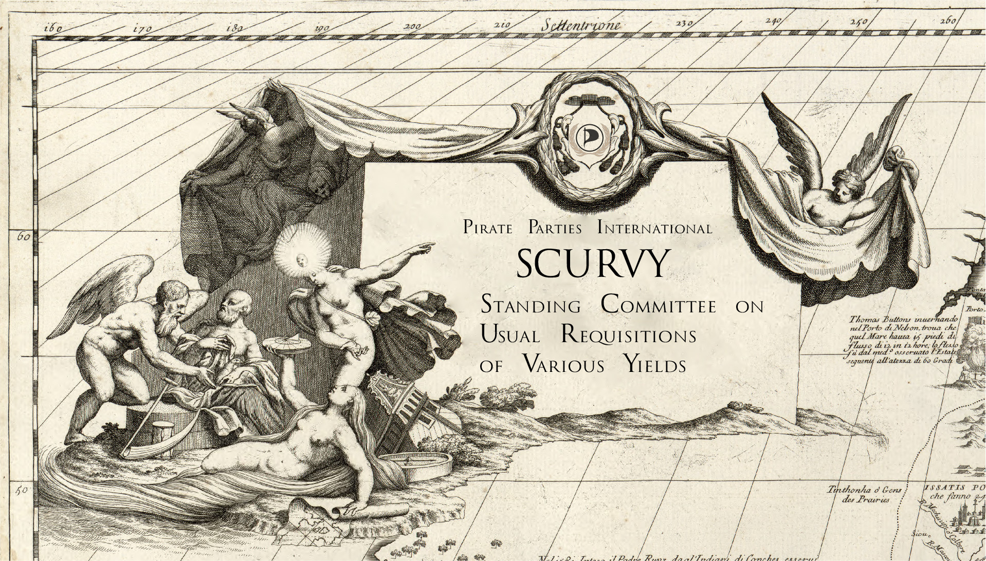 Invitation: SCURVY meeting #2!