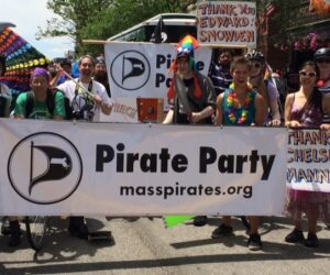 This weekend will be the @MassPirates Party Conference!  You can still register if attending.  Join them live at Pirate Beer this Saturday!